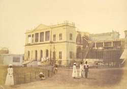 Government House, Guindy, Madras